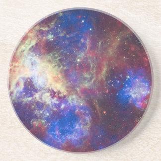 Tarantula Nebula Coasters