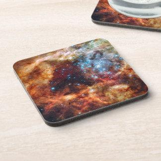 Tarantula Nebula Coasters (set of 6)
