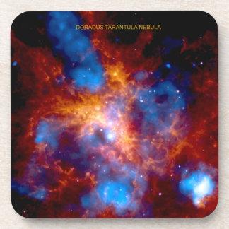 Tarantula Nebula Drink Coaster
