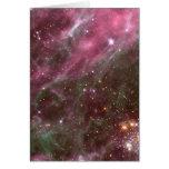 Tarantula Nebula Greeting Cards