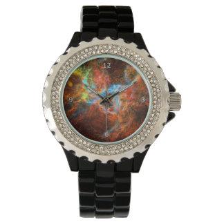 Tarantula Nebula - Hubble outer space picture Watch