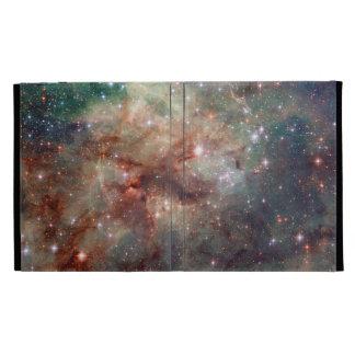 Tarantula Nebula Hubble Space iPad Folio Case
