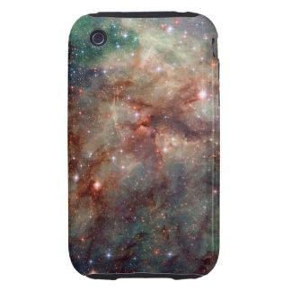 Tarantula Nebula Hubble Space Tough iPhone 3 Covers