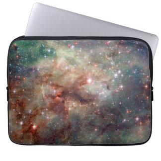 Tarantula Nebula Hubble Space Computer Sleeves