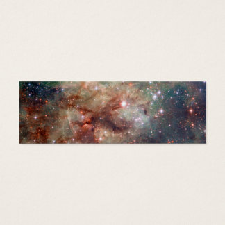 Tarantula Nebula Hubble Space Mini Business Card