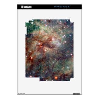 Tarantula Nebula Hubble Space Decals For iPad 2