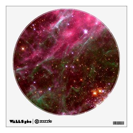 Tarantula Nebula Hubble Space Wall Sticker