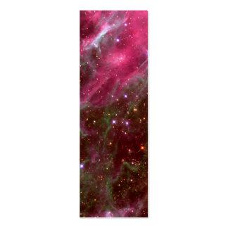 Tarantula Nebula Hubble Telescope Business Cards
