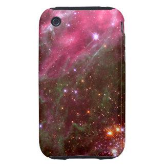 Tarantula Nebula Hubble Telescope Tough iPhone 3 Covers