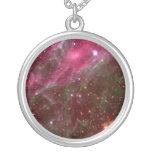 Tarantula Nebula (Hubble Telescope) Personalized Necklace