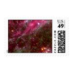 Tarantula Nebula (Hubble Telescope) Postage Stamps