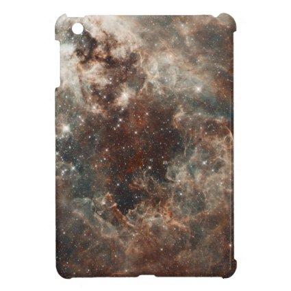 Tarantula Nebula Large Magellanic Cloud iPad Mini Cases