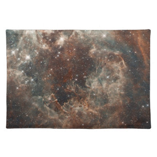 Tarantula Nebula Large Magellanic Cloud Placemat