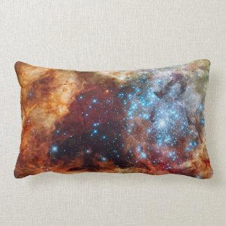 Tarantula Nebula Lumbar Pillow