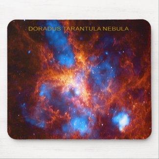 Tarantula Nebula Mouse Pads