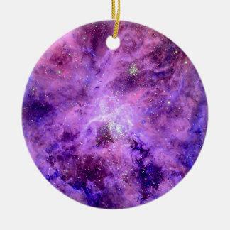 Tarantula Nebula Ornaments