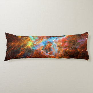 Tarantula Nebula, outer space astronomy picture Body Pillow