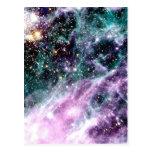 Tarantula Nebula Post Card