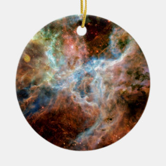 Tarantula Nebula R136 Christmas Tree Ornaments