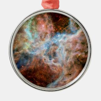 Tarantula Nebula R136 Christmas Ornament
