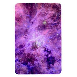 Tarantula Nebula Rectangle Magnet