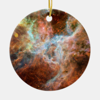 Tarantula Nebula Space Astronomy Christmas Ornaments