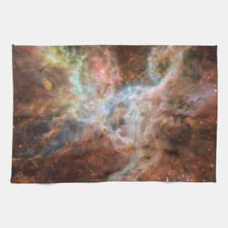 Tarantula Nebula space photography Towel