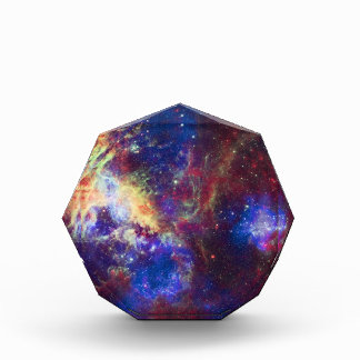 Tarantula Nebula Star Forming Gas Cloud Sculpture Award