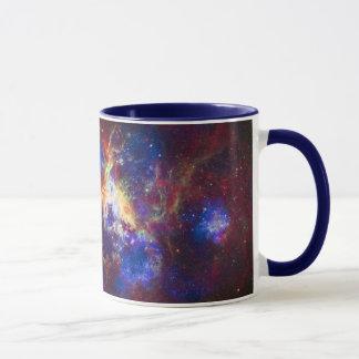 Tarantula Nebula Star Forming Gas Cloud Sculpture Mug
