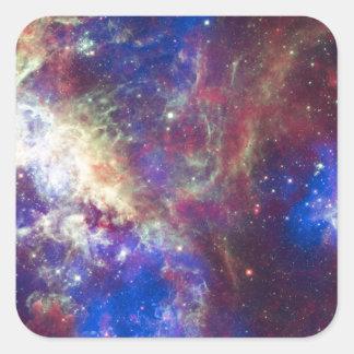 Tarantula Nebula Stickers