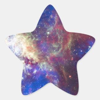 Tarantula Nebula Star Sticker