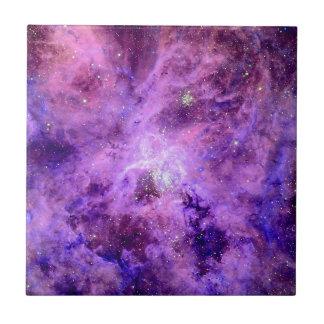 Tarantula Nebula Tile