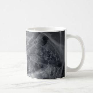 Tarantula oscuro tazas