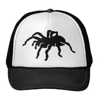 Tarantula spider trucker hat