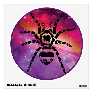 Tarantula Universe Wall Decal