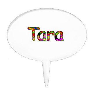 Tara's cake ornament cake topper
