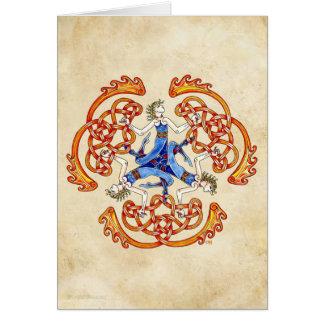 Tara's Dancers Card