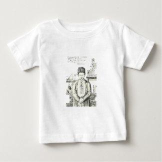 Taras Hryhorovych Shevchenko Ukrainian poet Baby T-Shirt