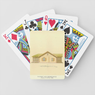 Taras Shevchenko-Architectural project of a house Deck Of Cards