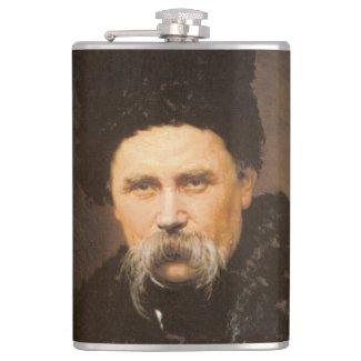 Taras Shevchenko Flask