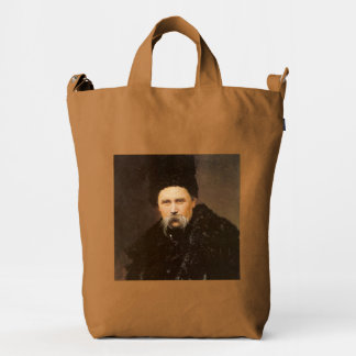 Taras Shevchenko Ukrainian Duck Bag