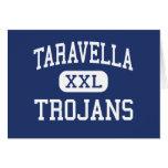 Taravella - Trojans - High - Coral Springs Florida Cards