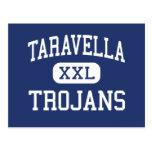 Taravella - Trojans - High - Coral Springs Florida Post Card