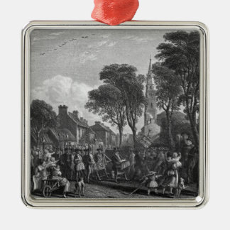 Tarbolton, Procession of St.James' Lodge, 1846 Metal Ornament