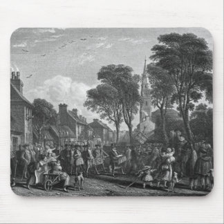 Tarbolton, Procession of St.James' Lodge, 1846 Mouse Pad