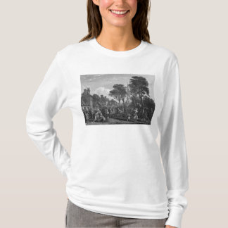 Tarbolton, Procession of St.James' Lodge, 1846 T-Shirt