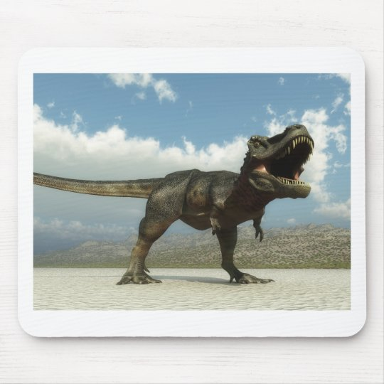 Tarbosaurus Mouse Pad