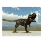 Tarbosaurus Postcards