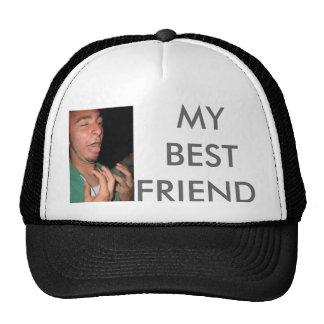 tard mike, MY BEST FRIEND!! Trucker Hat