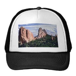 Tarde con dioses, jardín de dioses, Colorado Gorras De Camionero